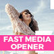 Fast Media Opener - VideoHive Item for Sale