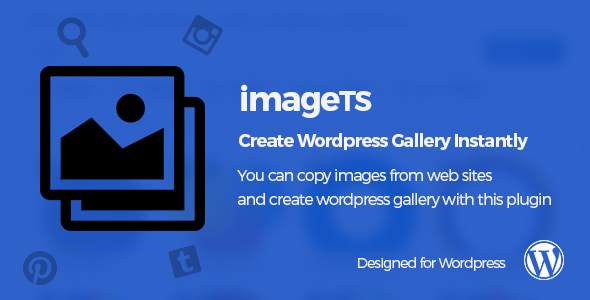ImageTS - Image Search & Download Plugin - CodeCanyon Item for Sale