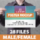 The Ultimate Poster Mockup - GraphicRiver Item for Sale