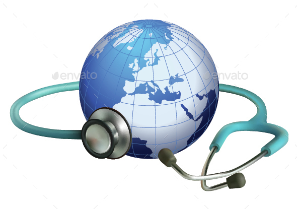 Earth and Stethoscope - Miscellaneous Characters