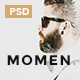MOMEN - Stunning Ecommerce PSD Templates - ThemeForest Item for Sale