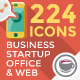 Business & Startup Icons - GraphicRiver Item for Sale
