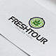 Fresh Tour Logo - GraphicRiver Item for Sale