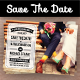 Wedding Save The Date Vol. 2 - GraphicRiver Item for Sale