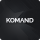 Komand Business Theme - GraphicRiver Item for Sale