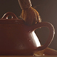 Brewed Tea in the Chinese Earthenware Teapot 02 - VideoHive Item for Sale