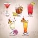 New Era Cocktail Set - GraphicRiver Item for Sale