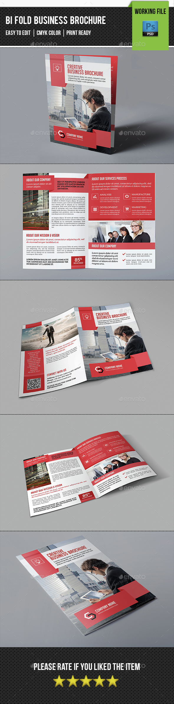 Creative Corporate Brochure-V367 - Corporate Brochures
