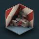 Isometric Interiors - VideoHive Item for Sale