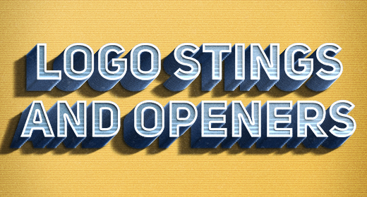 Logo Stings and Openers