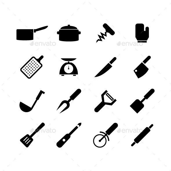 Kitchen tool icon - Objects Icons