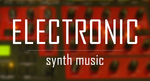 Electronic | Synth music