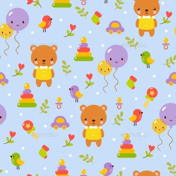 Baby Pattern Design - Birthdays Seasons/Holidays