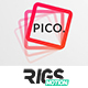 Pico // Photo App Promo - VideoHive Item for Sale
