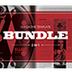 Multipurpose InDesign Magazine Template Bundle V.4 - GraphicRiver Item for Sale
