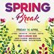 Spring Summer Break - GraphicRiver Item for Sale