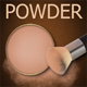 Realistic Powder Brushes - GraphicRiver Item for Sale