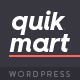 Quickmart Multi-purpose WooCommerce WordPress Theme Nulled