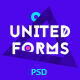 United Forms Creative Agency HTML Template - ThemeForest Item for Sale
