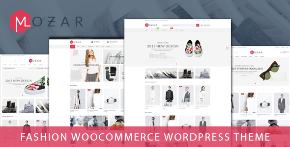 VG Mozar – Fashion WooCommerce WordPress Theme
