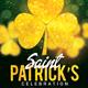 St.Patrick's Celebration Party Flyer Template - GraphicRiver Item for Sale