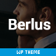 Berlus - Unique Business and Law Firm WordPress Theme - ThemeForest Item for Sale