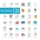 Business Icons Set - GraphicRiver Item for Sale