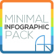 Minimal Infographic Pack - GraphicRiver Item for Sale