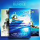 A4 Summer Flyer Bundle - GraphicRiver Item for Sale