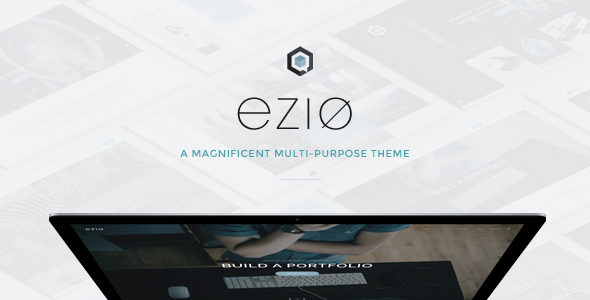 Ezio | Creative Multi-Purpose WordPress Theme
