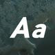 Pier Sans Bold Italic - GraphicRiver Item for Sale