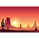 Desert Landscape - GraphicRiver Item for Sale