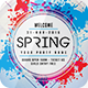 Spring Flyer Template  - GraphicRiver Item for Sale