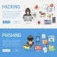 Cyber Crime Banners - GraphicRiver Item for Sale