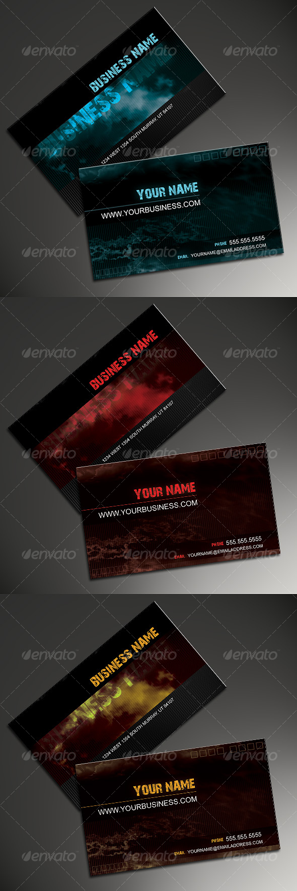 Fall Business Card - Creative Business Cards