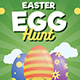 Easter Flyer Vol 03 - GraphicRiver Item for Sale