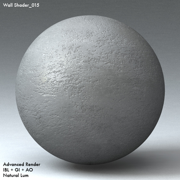 Wall Shader_015 - 3DOcean Item for Sale