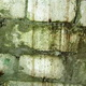 white brick stone wall (grunge)