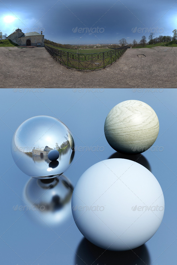 CGAxis HDRI Map 01 - 3DOcean Item for Sale