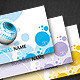 Circle Business Card Set - GraphicRiver Item for Sale