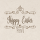 Easter Menu In I - GraphicRiver Item for Sale