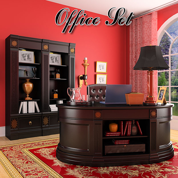 Office Set 19