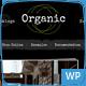Organic Grunge - WordPress Cafe & Restaurant Theme Nulled