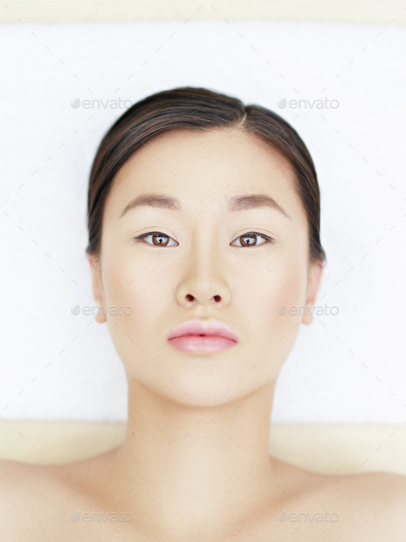 Asian girl - Stock Photo - Images