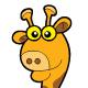 Funny Giraffe Vector - GraphicRiver Item for Sale