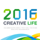 Creative Life Powerpoint Templates - GraphicRiver Item for Sale