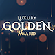Luxury Golden Award - VideoHive Item for Sale