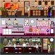 Cafe Interior - GraphicRiver Item for Sale
