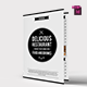 BiFold Restaurant Menu Vol. 9 - GraphicRiver Item for Sale