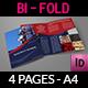 Telecom Services Bi Fold Brochure Template - GraphicRiver Item for Sale
